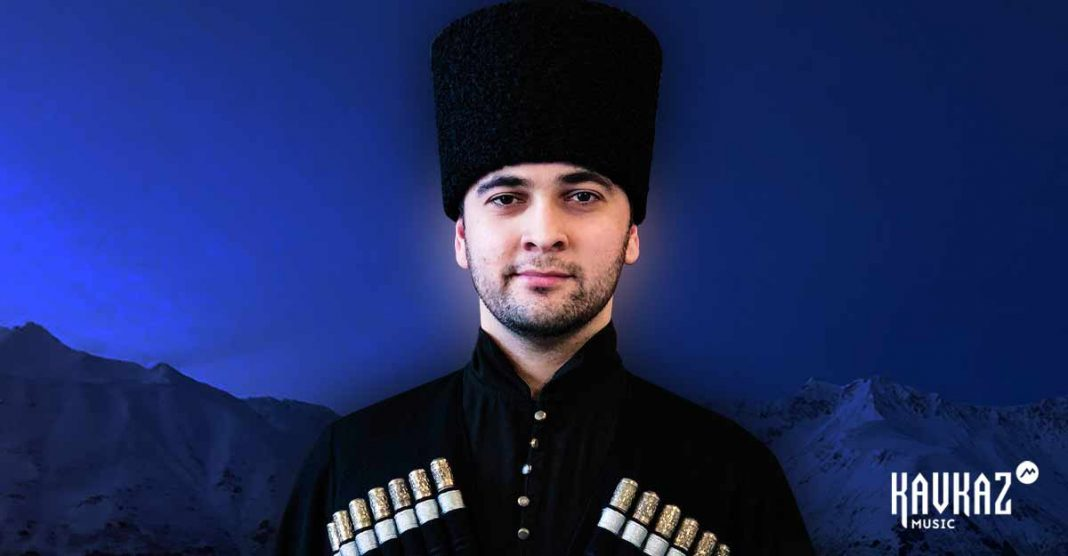 Новинка от лейбла «Kavkaz Music»: Аскер Ешугов «Удж – Сандракъ»!