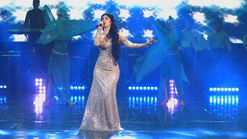 "A video version of the concert of Angelica Nacheva ""Walk, Capital!"""