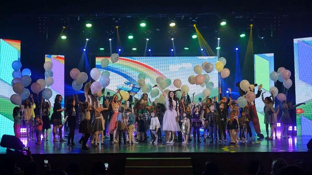 Вышла видео-версия концерта Анжелики Начесовой «Гуляй, Столица!»