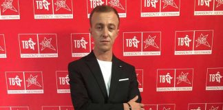 """Gosh Grachevsky was voted """"Discovery of the Year"""" at the concert """"Chanson TV - All Stars"""""""