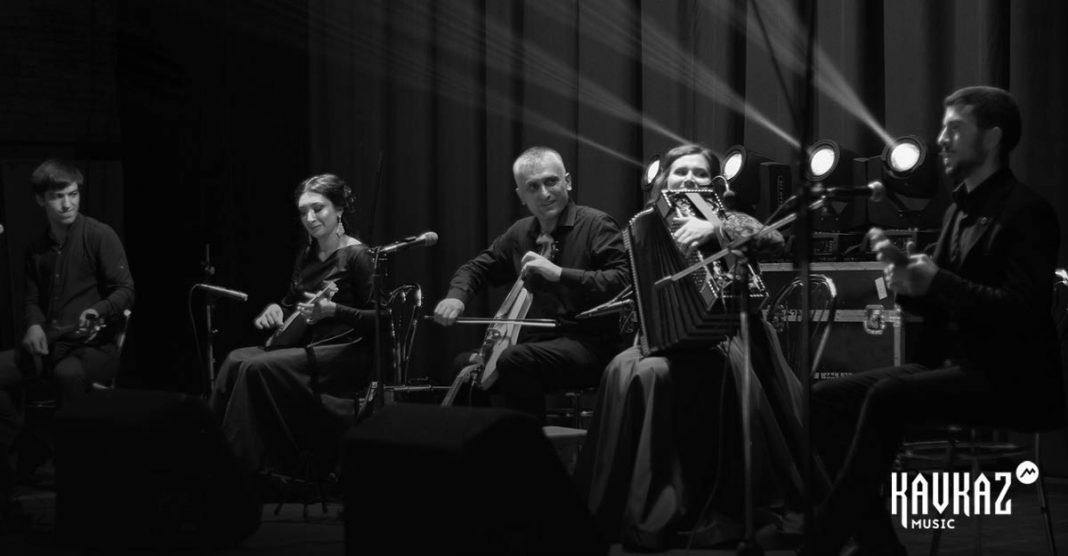 Лейбл «Kavkaz Music» представляет: «BZABZA» - «Дюзджэ лъапэрыфэ»