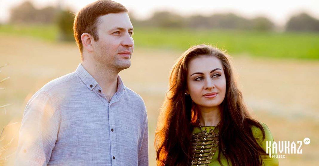 Азамат Беков и Рената Бесланеева. «Дыгъэри къыкъуокlыр»