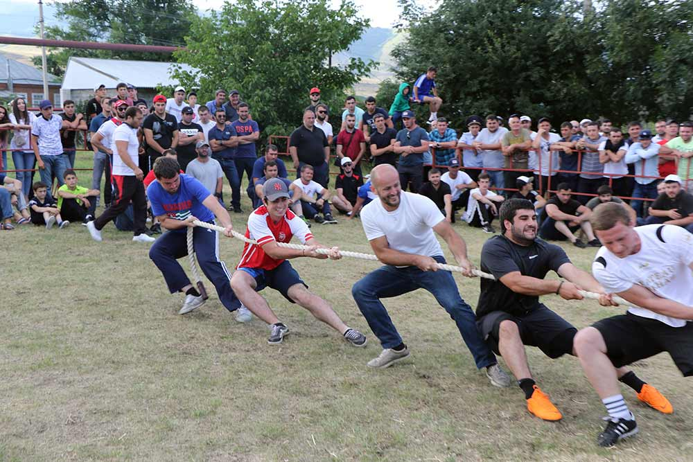 21 July on the territory of the school of the village of Elburgan Abaza district will be the Games of the people of Abaza