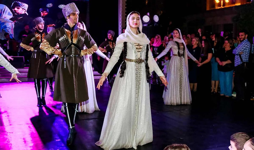 """Become a participant in the II festival """"North Caucasus: synthesis of the world, synthesis of arts""""!"""
