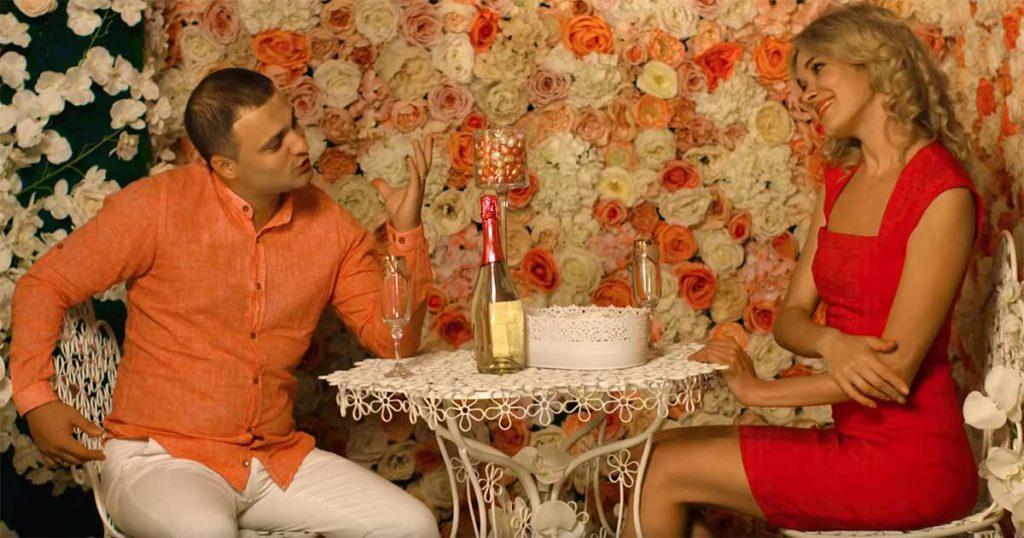 Клип на новую песню «Подари» Артура Саркисяна за две недели набрал более 150 000 просмотров