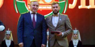 Адам Ачмиз получил звание «Заслуженный артист Республики Адыгея»