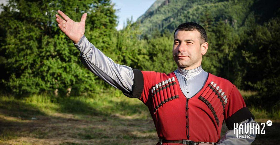 Таулан Батчаев. «Алгъыш»