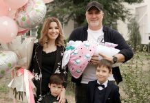 The popular singer Marina Aliyeva became a mother for the third time - on September 4 a beautiful girl was born, who was named Melissa