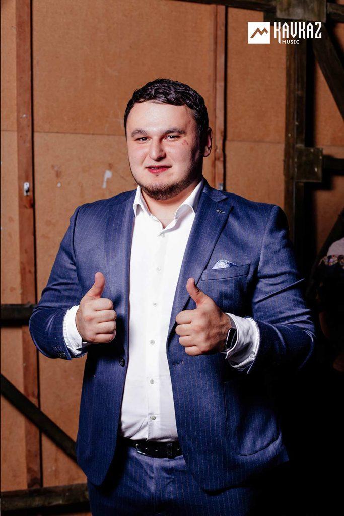 11 октября 2019 года. Рустам Нахушев на концерте в Нальчике