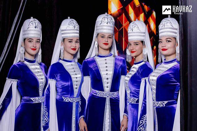 Ансамбль танца «Насып».
