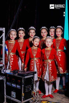 Образцовый ансамбль народного танца «Нальцук».