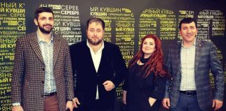 Dibir Abaev became the winner in the Chanson of the Year nomination of the Caucasian Musical Award Silver Pitcher