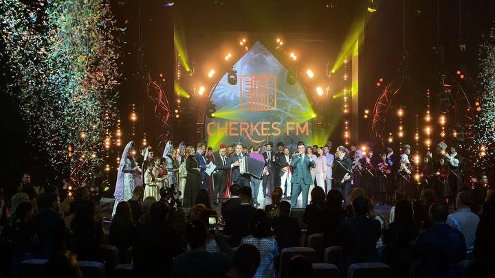 Вчера в Москве прошла масштабная презентация первого черкесского радио 'ЧеркесFM...