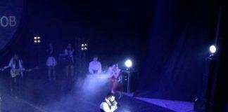 На концерте Артура Халатова . Хетаг зажигает!!!  ...