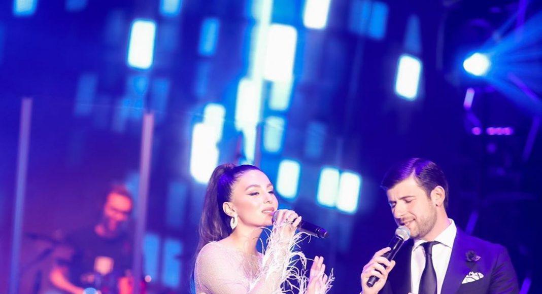 Прекрасный дуэт Азамата Биштова и Фатимы Дзибовой,  композиция «Орыба»  прозвуча...