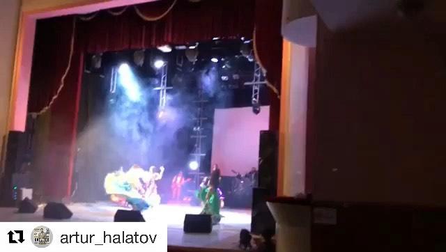 14 ноября г Владикавказ большой сольный концерт  Артурик не подведёт     ...