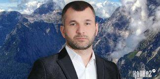 Заур Атласкиров «Къэбэрдей джэгу» - новый сингл от «Kavkaz Music»