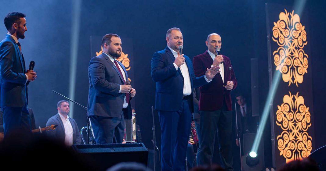 Тимур Лосанов о концерте «Хъуромэ Джэгу»