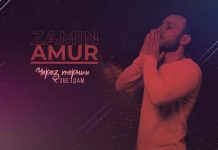 """Premiere of the new single! Zamin Amur """"Through thorns to the stars"""""""