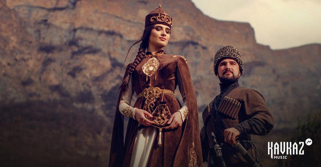 Новый релиз «Kavkaz Music»: Заур Атласкиров и Алена Чабдарова - «Гордый танец»!