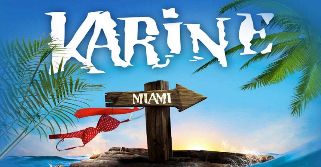 Новая песня Karine – «Miami»!