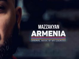 "Arthur Matsakyan ""Armenia"". A new author's track has been released!"