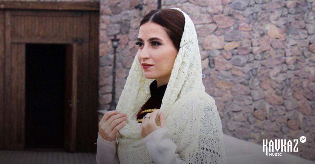 "New release of ""Kavkaz Music"": Zukhra Teberdieva ""Zukhrany inagy"""