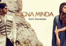 Davit Sharabidze – «Kocna minda»!