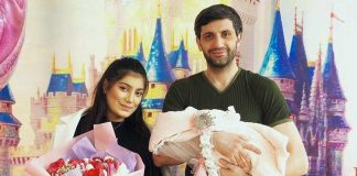 Magomed Alikperov became a father for the second time