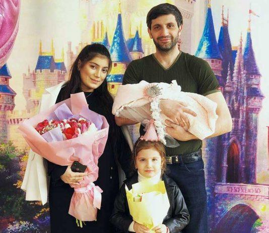Магомед Аликперов во второй раз стал отцом