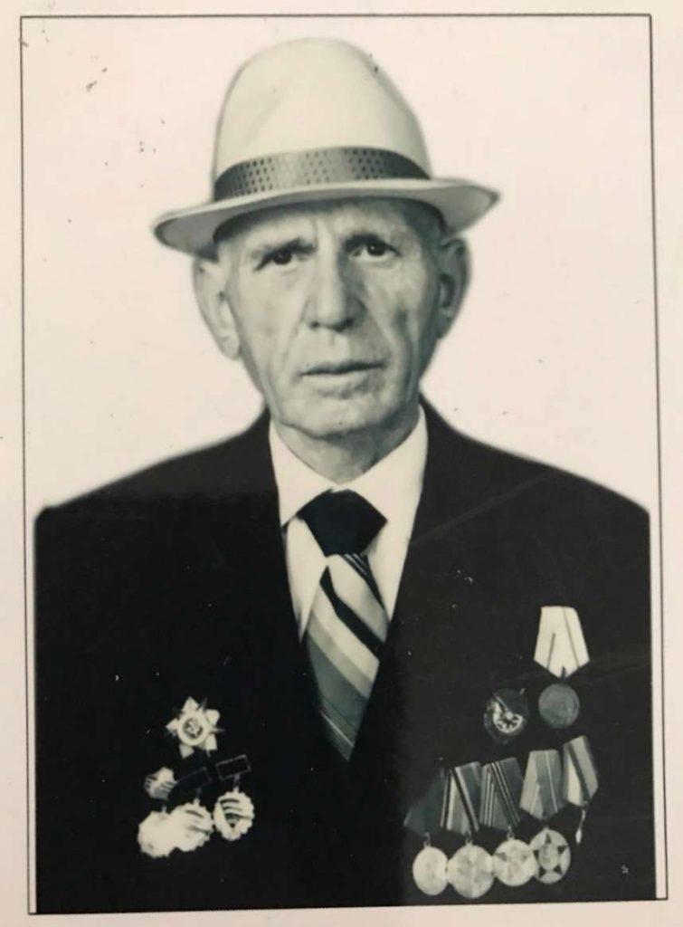 Алихан Дзибоевич Бугаев