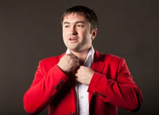 "Ruslan Kaitmesov: ""Happiness is like a sip of wine!"""
