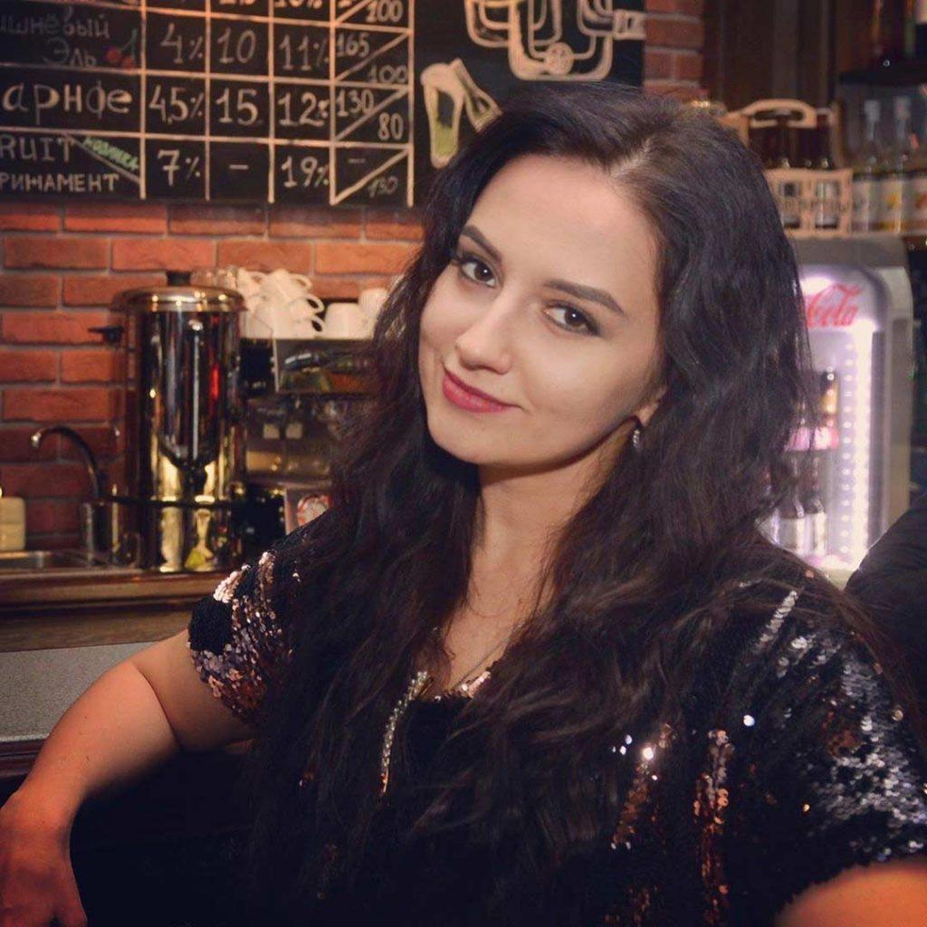 Певица Елена Бергер. Фото из официального акаунта в Инстаграм