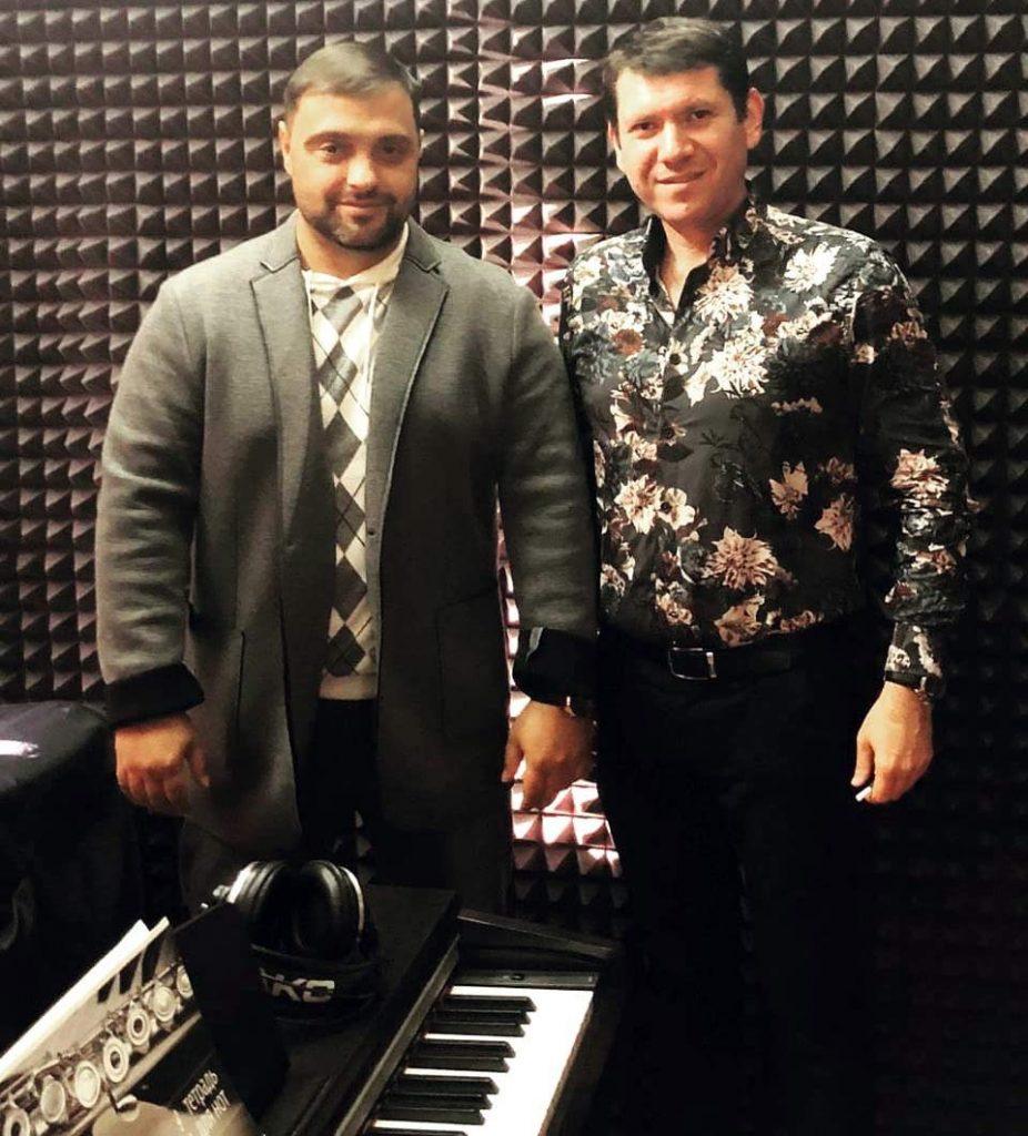Александр Моздок и Роман Резо представили песню «Мой друг»