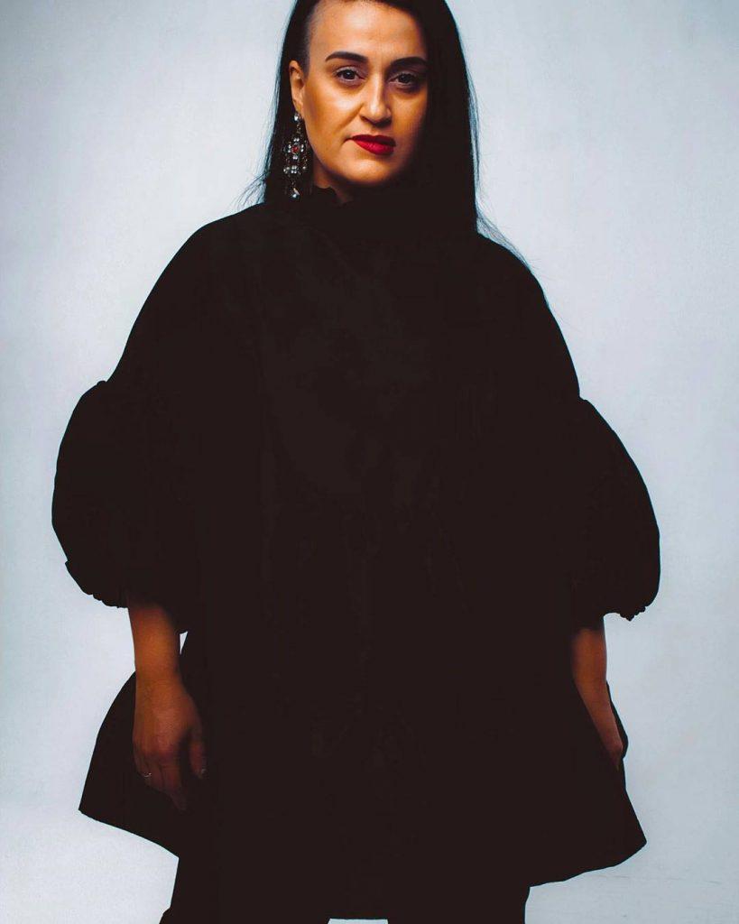 Tina Korn. Photo.