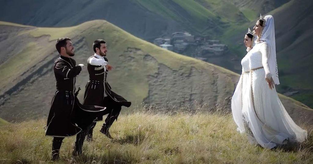 Видеоклип «Сагърай Лезгияр» снимали в Курахском районе республики Дагестан