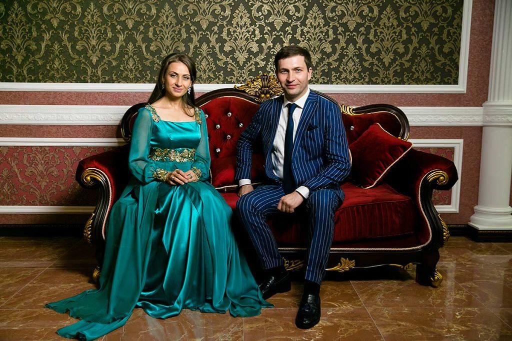 Азамат Беков и Рената Бесланеева