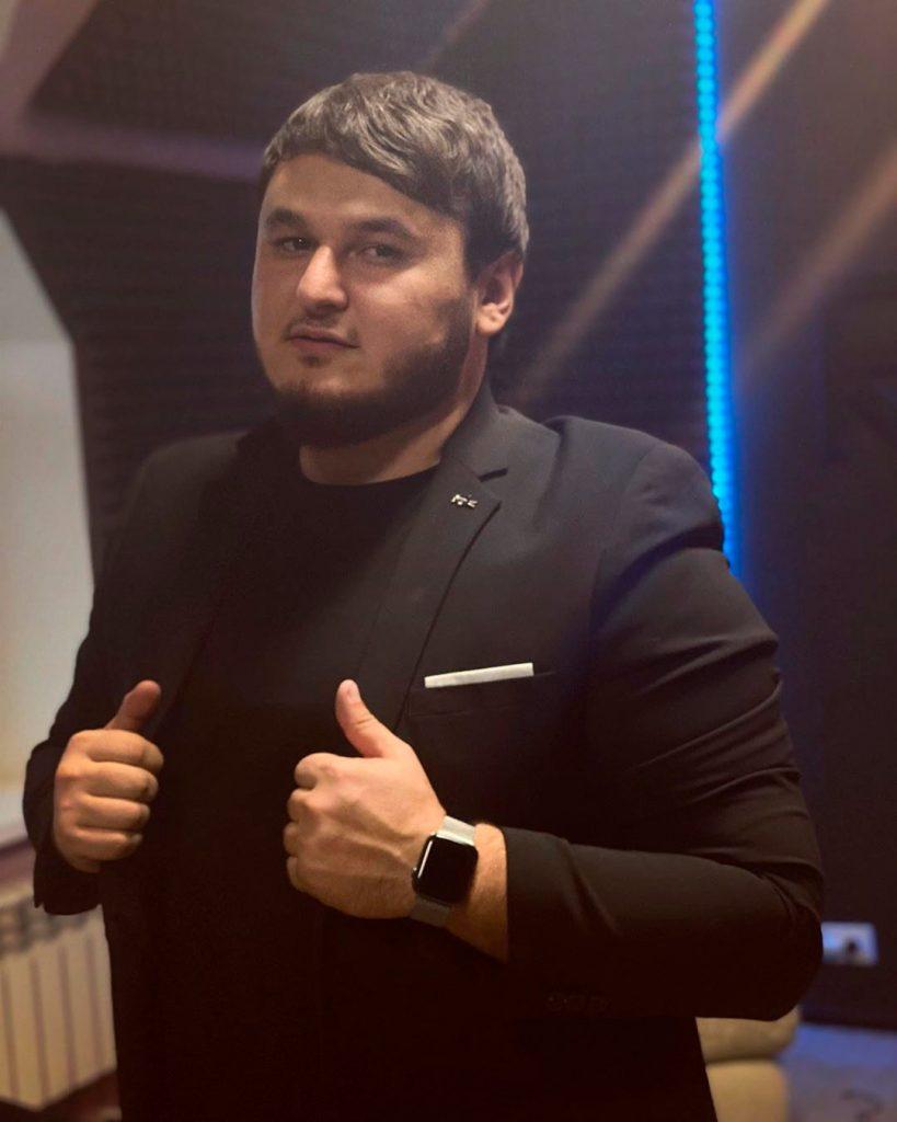 Рустам Нахушев. Фото