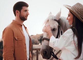 В скором времени в свет выйдет новый клип Азамата Биштова на песню «Очаровала»
