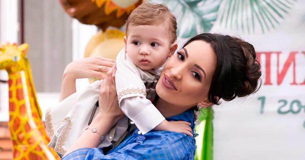 Илона Кесаева посвятила песню сыну