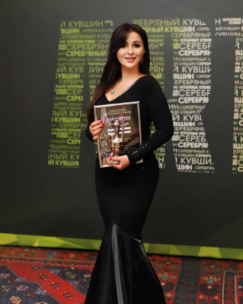 В номинации «Кавказский шансон года 2020» победительницей стала Анна Бершадская.