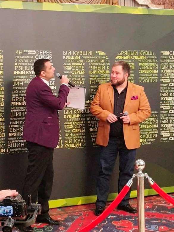 Дибир Абаев получил награду в номинации «Кубок дружбы».