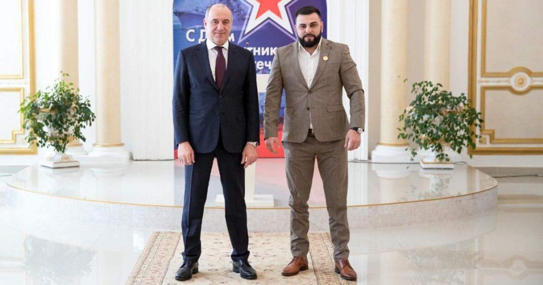 Артур Халатов получил звание «Заслуженный артист Карачаево-Черкесской Республики»