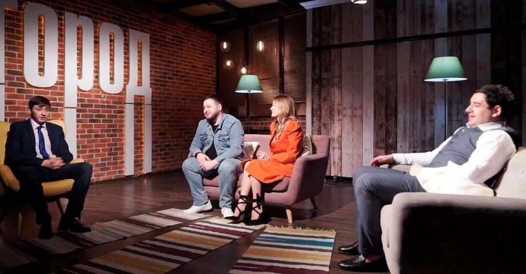 На «Шоу Город» артисты рассказали о выборе песни для клипа «Стоп музыка» и съемках видео