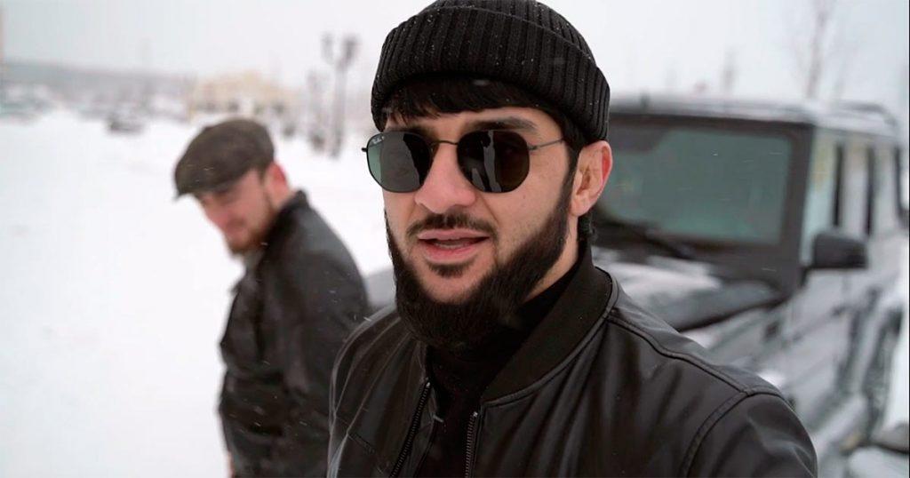 Ислам Итляшев в видеоклипе на песню «Хулиган
