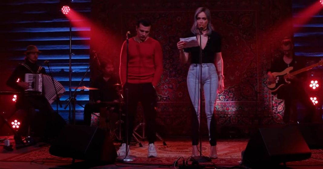 Хит Султана Лагучева «Горький вкус» прозвучал на шоу «Кавёр.Live»