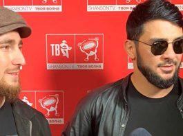 Ислам Итляшев и Султан Лагучев успешно выступили на Гала-концерте «Шансон ТВ – все звезды» в Витебске