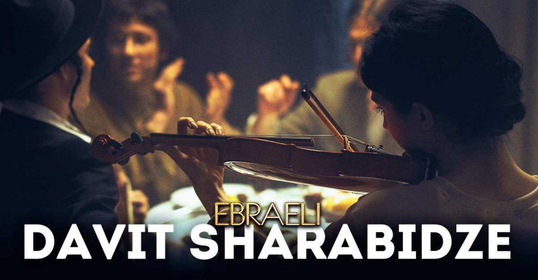Davit Sharabidze. «Ebraeli»