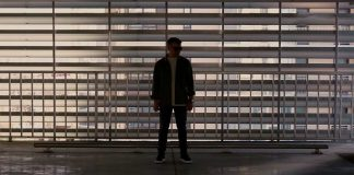 Вышел тизер клипа Александра Гума – «Беги»