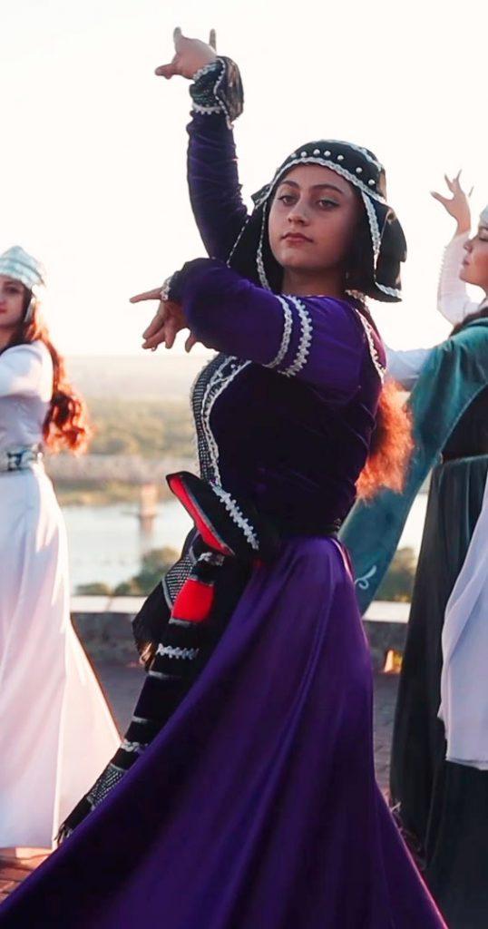 Ансамбль кавказских и грузинских танцев «Сикварули»